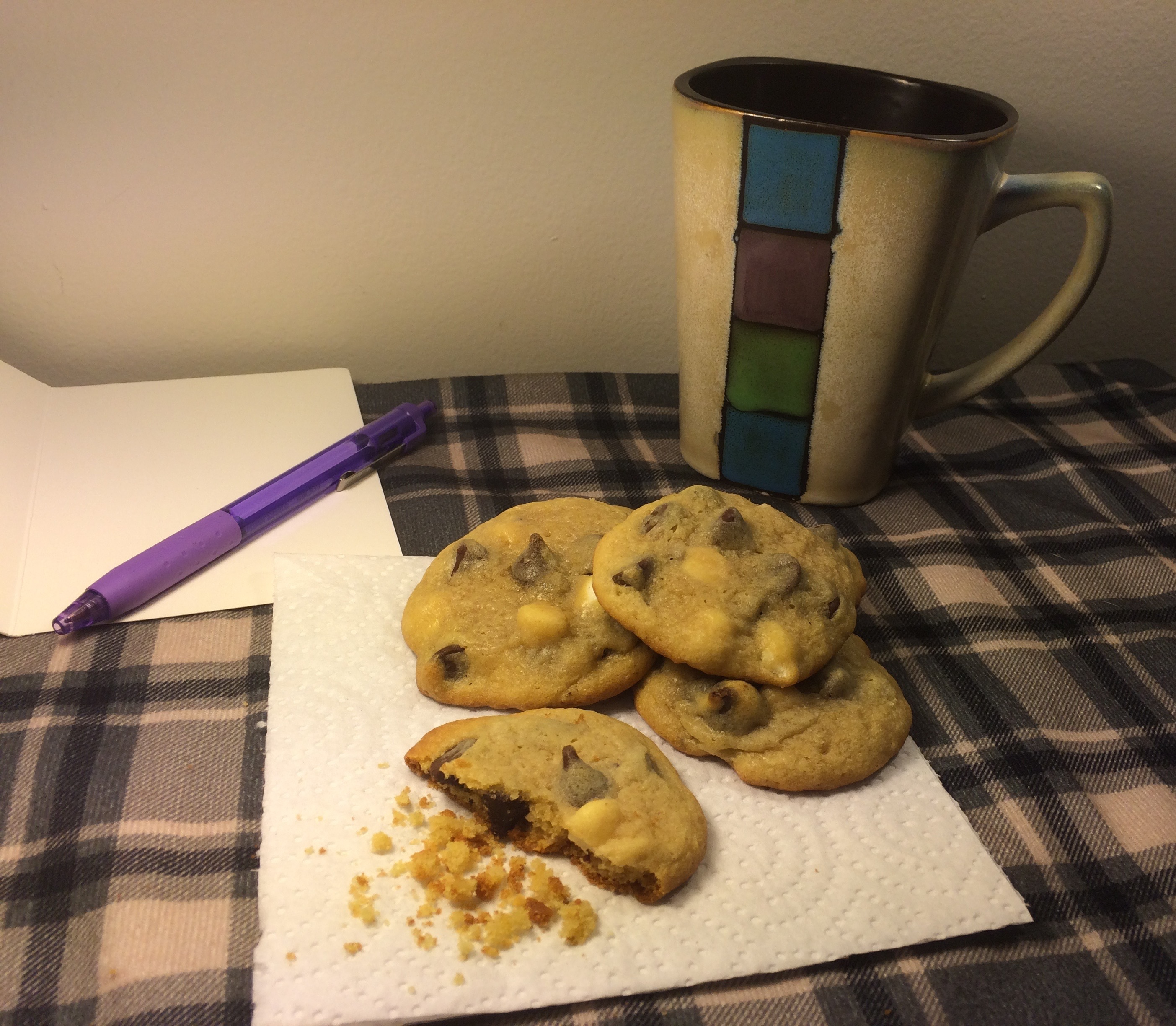 College essay on chocolate chip cookie