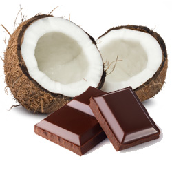 choclate-coconut